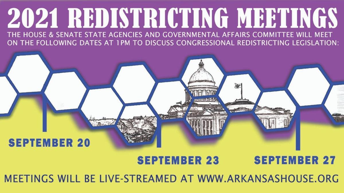 Arkansas Districting