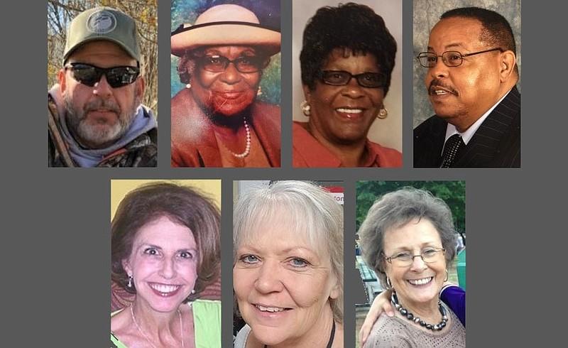 Arkansas COVID-19 Deaths