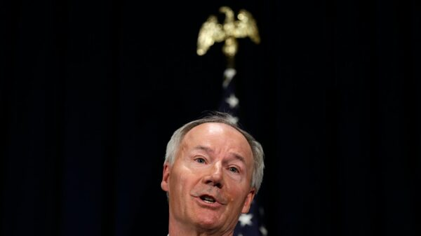 Arkansas Governor