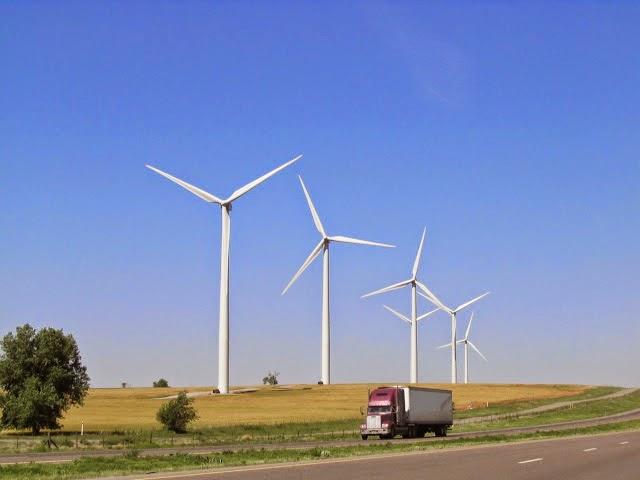 Arkansas Wind Turbine
