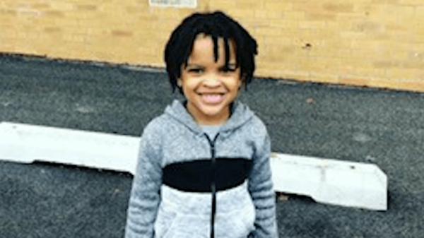 4-year old boy