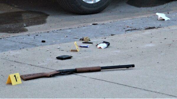 Waterloo Iowa shooting