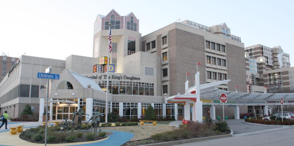 Children's Hospital of the King's Daughter (CHKD)