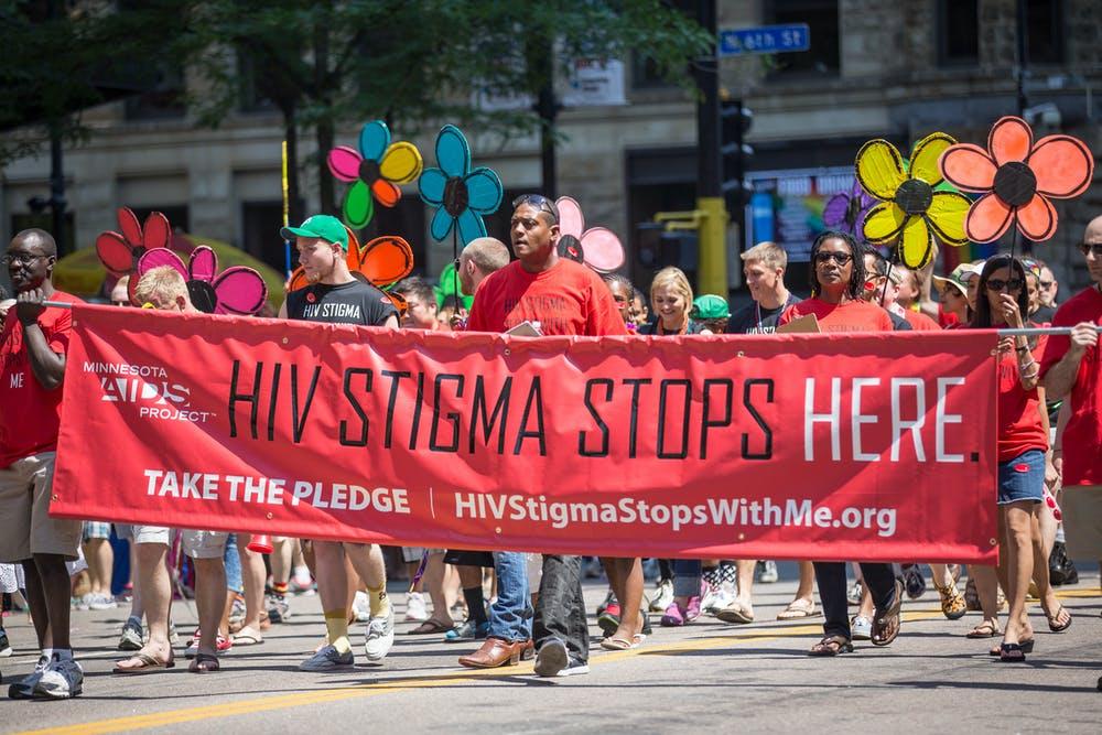 HIV Stigma Banner
